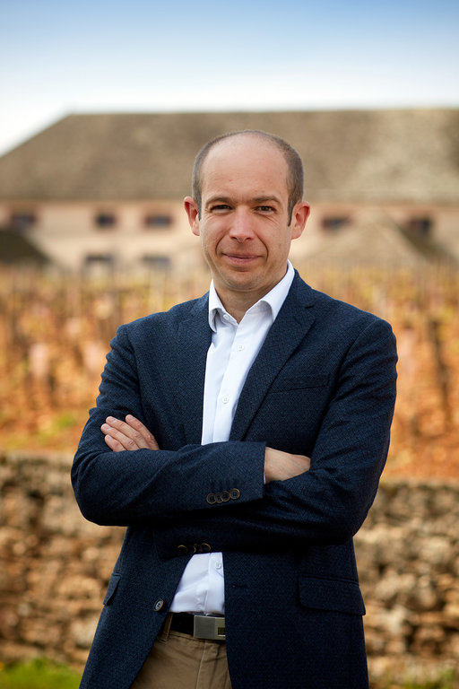 Christophe Deola, Domaine Director