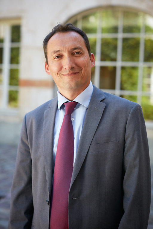 Emmanuel Delaunay, Human Resources Director